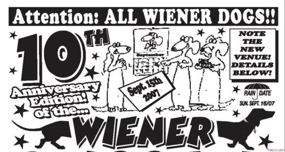10th Anniversary Edition of Wiener Palooza – September 15, 2007