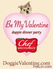 PURINA® CHEF MICHAEL'S® DECLARES DOGS THE NEW VALENTINES IN 2010