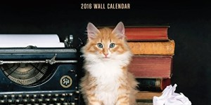 2016 Wall Calendar: I Could Pee on This