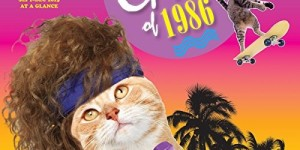 Cats of 1986 2016 Wall Calendar
