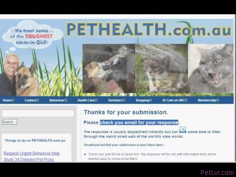 How to download a Web Assist Guide from Pethealth.com.au