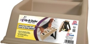 As Seen on TV Up and Under Dog Steps