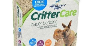 Critter Care Natural Pet Bedding, 60 liter