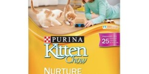 Purina Kitten Chow Dry Cat Food, Nurture, 14 lb Bag
