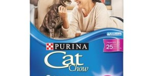 Purina Cat Chow Dry Cat Food, Complete, 22 lb Bag