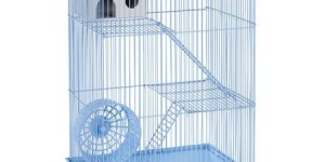 Prevue Hendryx 3-Story Small Animal Cage