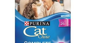 Purina Cat Chow Dry Cat Food, Complete, 16 lb Bag