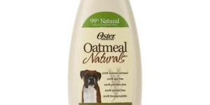Oster Oatmeal Naturals Extra Soothing Dog Shampoo, 18 fl oz