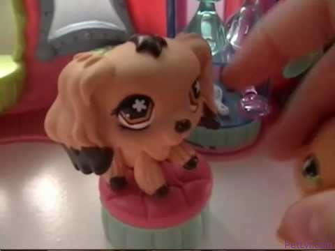 ✿Littlest Pet Shop: Hair Salon