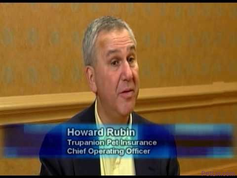 Pet insurance interview with Howard Rubin from Trupanion