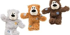 KONG Wild Knots Bears Durable Dog Toys