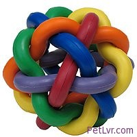 MultiPet Nobbly Wobbly Rubber for Dogs