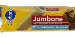 Pedigree Jumbone For Large Dogs – 7.4 oz